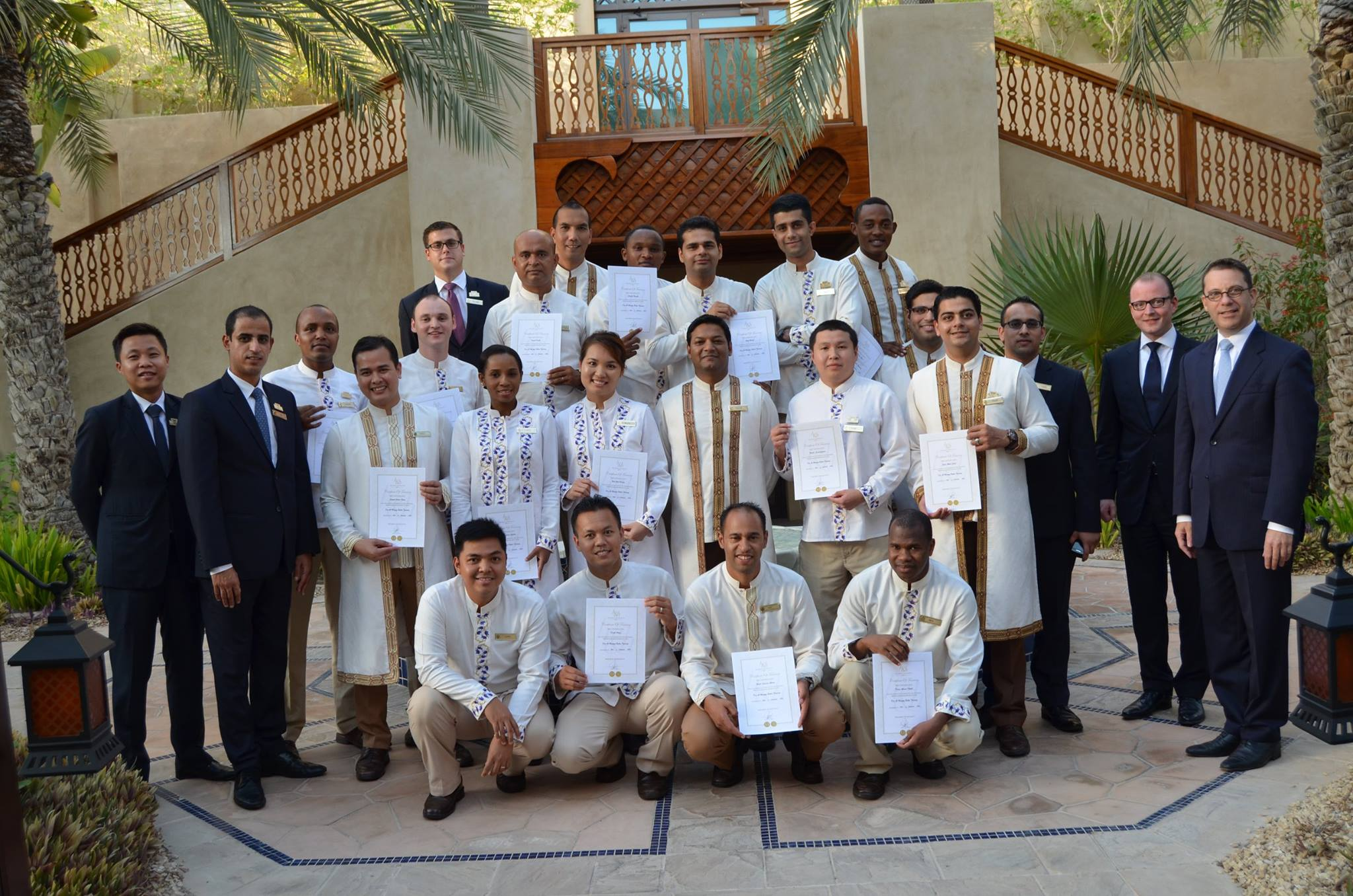 Madinat butlers